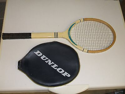 Dunlop Alpha retro tennis racket