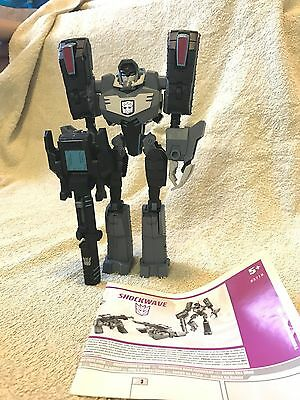 Transformers Animated Shockwave
