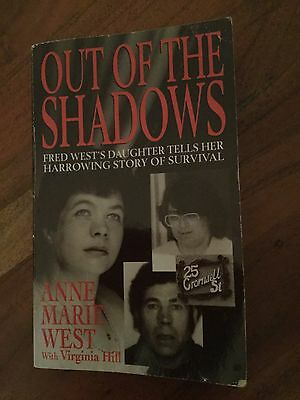 Out Of The Shadows By Anne Marie West (Paperback)