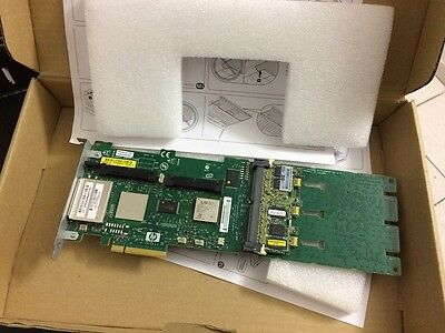 Neu HP Smart Array P800 /512, PCIe x8