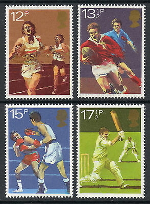 GB Stamps Sport Centenaries Set of 4. SG 1134-1137. MNH.