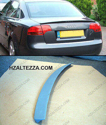 Audi A4 05-07 B7 Dtm Type Boot Spoiler | S Line Only | Uk Stock Tdi Quattro Line