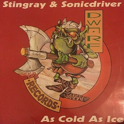 Stingray & Sonicdriver - As Cold As Ice (happy Hardcore)