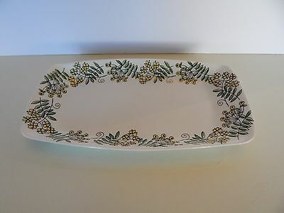 Figgjo Flint Norway Pottery Turi Design Mons Og Mille Collection Dish/Tray