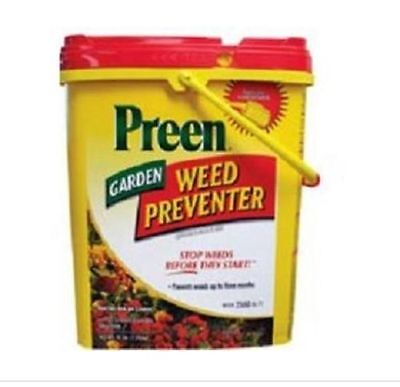 Preen Weed Preventer 18.75 Lb Pail