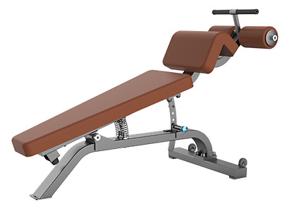 NEW Commercial eSPORT T1037 Adjustable Decline Bench