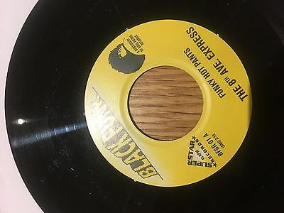 8th Ave. Express Funky Hot Pants / The brothers brother groove rare funk reissue