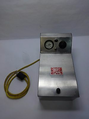 Lipshaw Electric Laboratory Drier 218 Lab Slide Drier