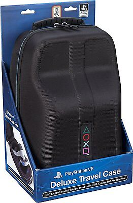 Headset Accessorie Deluxe Carrying Case PlayStation 4  VR (PSVR) Video Games New