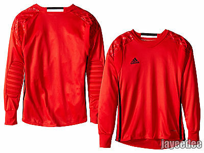 $45 Adidas Adizero Onore 16 Padded Goalkeeper Soccer Jersey Boys Youth Ai6343 L