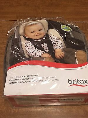 New NIB Britax Head and Body Support Pillow S864900
