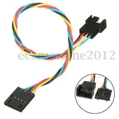 5 Pin Dedicated Fan Power Adapter Cable To 4  Wire Interface Connector For Dell