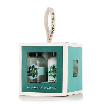 New The Body Shop Gifts Try Me, Love Me Fuji Green Tea Treats