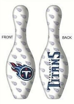 OnTheBallBowling NFL Tennessee Titans Bowling Pin