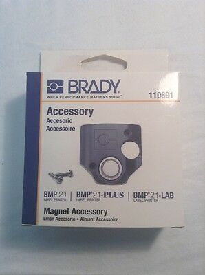 BRADY BMP21-Magnet accesory! FREE-FAST SHIPPING!