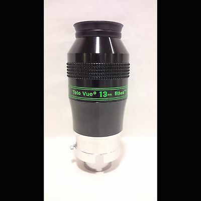 "Tele Vue Ethos 13 mm Eyepiece 2"" & 1.25"", Apparent Field of View 100°, ETH-13.0"