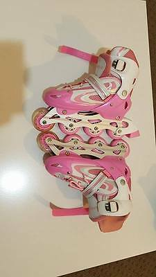 Pink color Roller Skates Oumeixing Size US 7 size 40-43