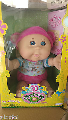 Cabbage Patch Kids DOLL 30th Anniversary w/Birth Certificate,Adoption Papers B4