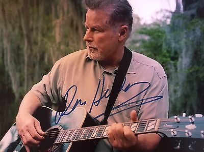Authentic Don Henley signed autographed photo 8 x 10 w/COA The Eagles