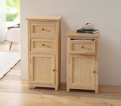 schubladenschrank kommode holz eur 9 99 picclick de. Black Bedroom Furniture Sets. Home Design Ideas