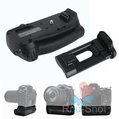 UK Ship Vertical Battery Grip Pack Holder For Nikon D500 DSLR Camera as MB-D17