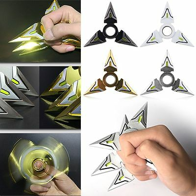 2Pcs/set Overwatch Genji Darts Alloy Weapon Model Rotatable Darts Cosplay Props