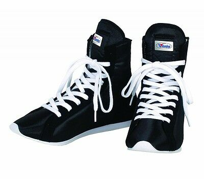 NEW!! Winning Boxing Ring Shoes Short Ultra-light Type RS-100 Black from Japan