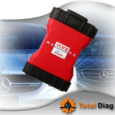 FORD VCM II 2 Diagnostic Interface/ Tool/ IDS/ Scanner/ High Quality/ UK