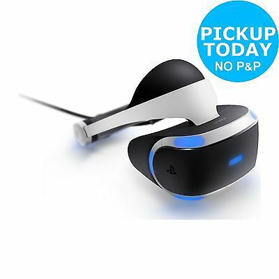 Sony PlayStation VR Virtual Reality Headset. From the Argos Shop on ebay