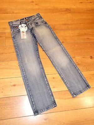 """"""" Ritchie """" Jeans Bleu Neuf Taille 12 Ans"""