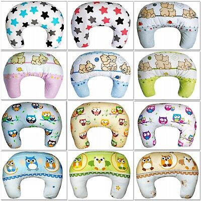 New Nursing Breast Feeding Maternity Pillow With Cover Baby Support