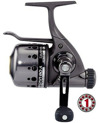 US80A Mulinello Pesca Trota Daiwa UnderSpin 80A Pesca Spinning  CSP