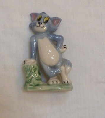 Tom and Jerry Figurines. Made in England. MGM Series