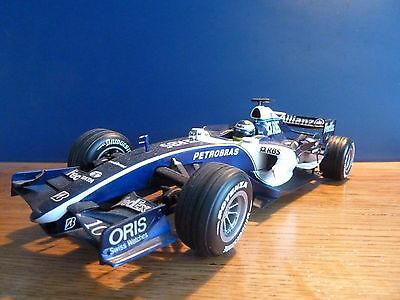 Formula 1 scale model, scale 1/18, limited edition
