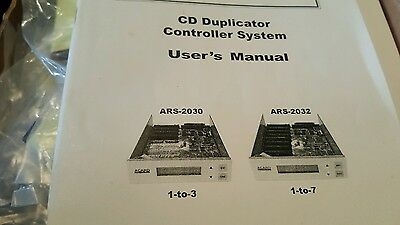 Acard Ars-2033 1-to-7 PCI Based Copy Controller