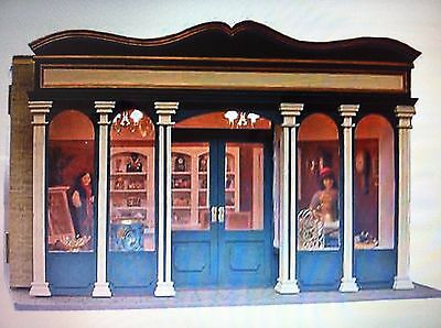 Dolls House 24Th Scale Shop