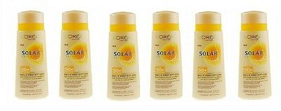 6 x L'Oreal Solar Expertise GOLD PROTECTION SONNENSCHUTZ  250 ml LSF 50+