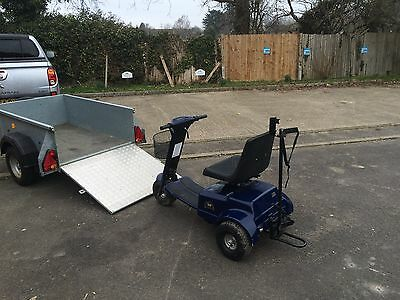 Golf Buggy Patterson Trio pro