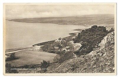 Postcard - Gairloch From Above The Hotel