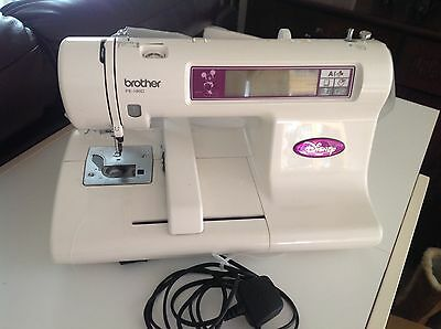 Brother Disney Embroidery Machine