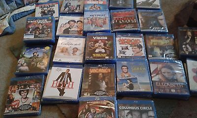 50 Blu-Ray Movies Job Lot New and Sealed