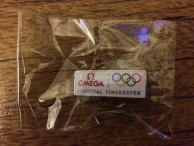 london olympics 2012 Official Omega Timekeepers Badge