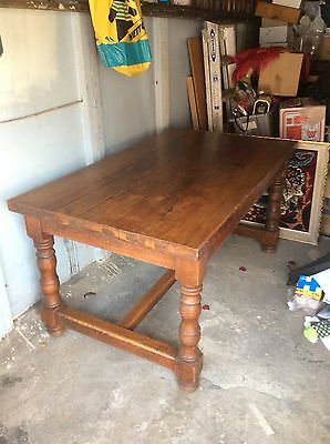 French farmhouse table Large