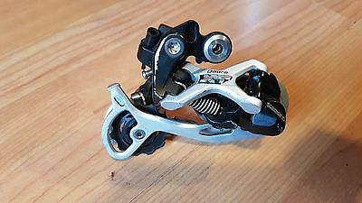 Shimano rear mech Rd-M772 9 speed