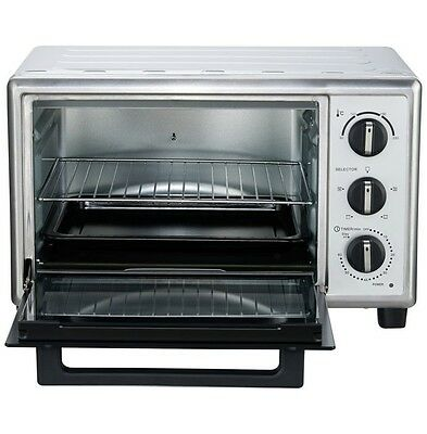 Cookworks Mini Electric Oven - 1300W - 230 Volts