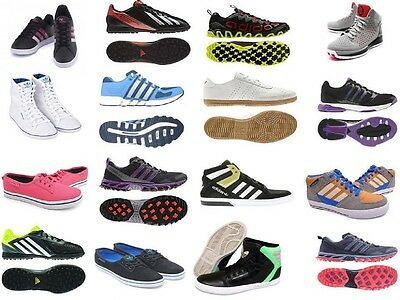 Wholesale & Job Lots 120 Pairs Assorted adidas B-Grade Footwear Trainers Shoes