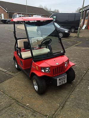 Golf Buggy Tomberlin Road Legal 48 volt Electric