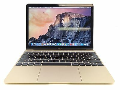 "Apple Macbook Core M 1.1 12 (2015) (A1534) 8Gb 256Gb Ssd 12.1"" Intel M 1739125"