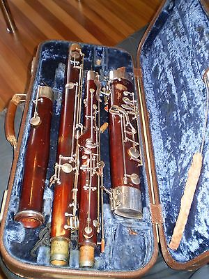 Bassoon Good instrument made by Boosey & Hawkes