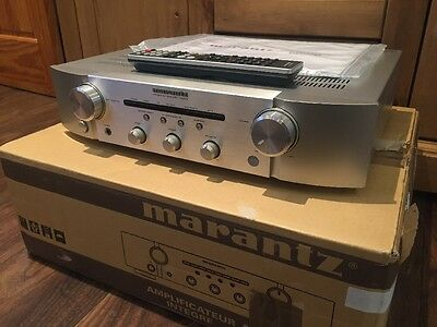Marantz PM6004 Hi Fi Stereo Integrated Amplifier Separate. Fully Boxed.
